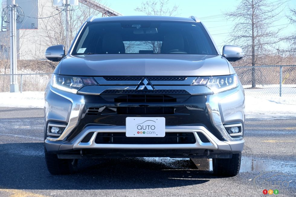 We drive the 2019 Mitsubishi Outlander PHEV