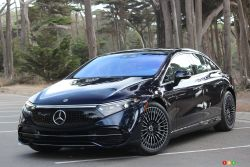 We drive the 2022 Mercedes-EQ EQS 580 4Matic
