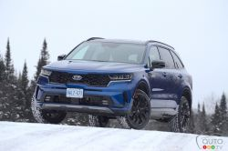 We drive the 2021 Kia Sorento