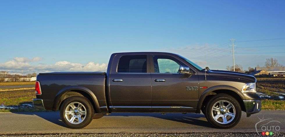 2017 Ram 1500 Laramie Ecosel Car News And Expert Reviews