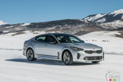 The new 2019 Kia Stinger