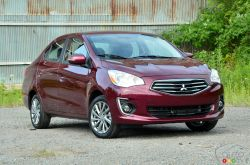 Was it a good idea to add the Mitsubishi Mirage G4 to their lineup?