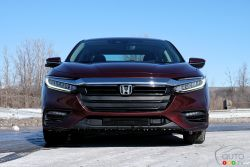 We test drive the 2019 Honda Insight