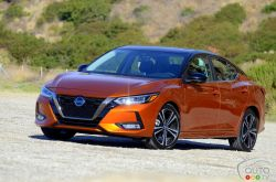 We drive the 2020 Nissan Sentra