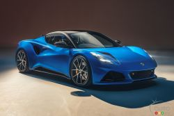 Introducing the 2022 Lotus Emira
