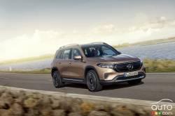 Introducing the Mercedes-EQ EQB