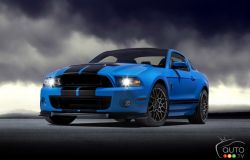 Ford has opted for subtle upgrades to the Mustang for 2013, leaving the silhouette and the spirit of the car unchanged.
