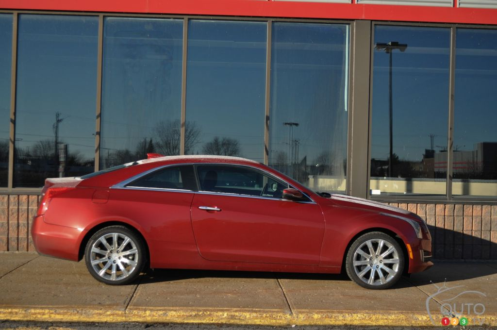 Cadillac ats4 coupe
