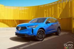 Introducing the 2022 Acura RDX