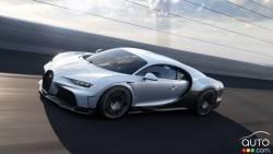 Introducing the Bugatti Chiron Super Sport