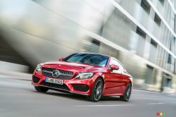 Athletic and sporty, the vivid, sensual design of the new Mercedes-Benz C-Class Coupe cuts a fine figure on the road and embodies modern luxury. At the same time, its interior raises elegance and style to a sporty level.