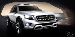Introducing the Mercedes-Benz Concept GLB