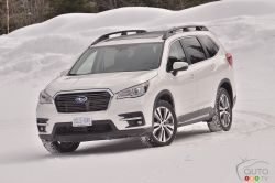 We drive the new 2019 Subaru Ascent