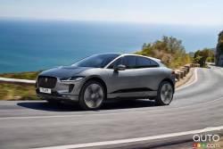 Introducing the 2021 Jaguar I-Pace