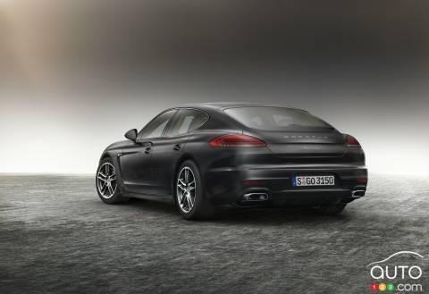 2015 Porsche Panamera Edition pictures