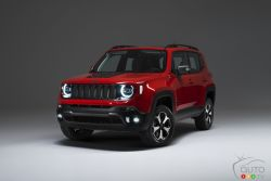Introducing the Jeep Renegade PHEV