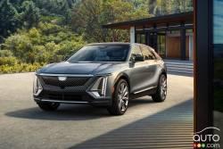 Voici le Cadillac Lyriq 2023
