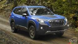 Voici le Subaru Foresters Wilderness 2022