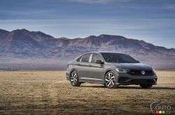 2019 Volkswagen Jetta GLI pictures: 2019 Volkswagen Jetta GLI debuts at the Chicago Auto Show