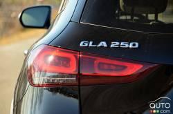 We drive the 2021 Mercedes-Benz GLA 250 4MATIC