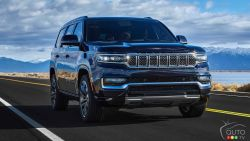 Voici le Jeep Grand Wagoneer 2022
