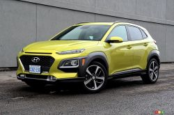 We drive the 2019 Hyundai Kona 1.6T