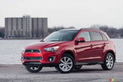 Beacon of hope - As far as looks are concerned, the 2013 Mitsubishi RVR is one of the most youthfully designed compact crossovers in North America. Where some manufacturers seek out sophistication or all-out class, the RVR is a dash of cool.