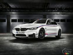 A new special edition of the BMW M4 is released in a limited 200 copies.