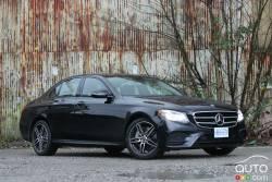 We drive the 2020 Mercedes-Benz E 450