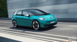 Introducing the Volkswagen ID.3