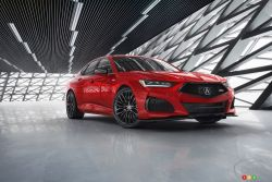 Introducing the 2021 Acura TLX