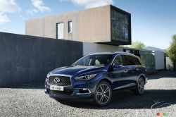 Infiniti didn't feel the need to offer multiple drivetrains or different engines. They stayed true to what they believe the QX60 does best, and they weren't wrong in doing so.