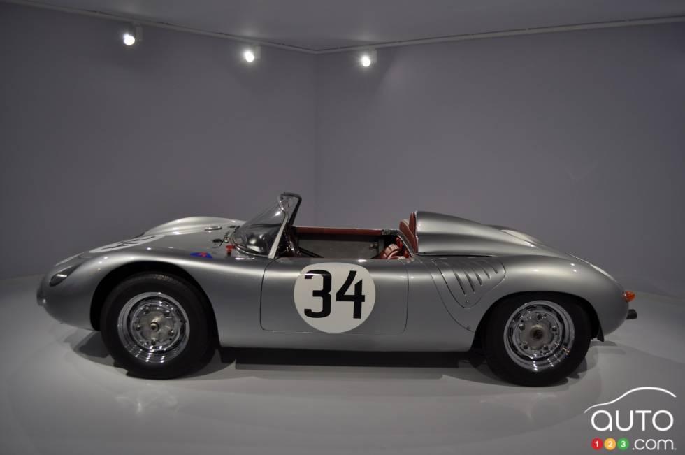 1957 Porsche 718