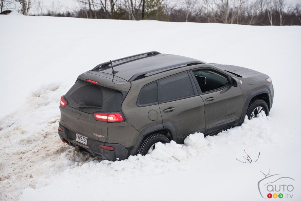 2016 All Wheel Drive System Parison Pictures On Auto123tv