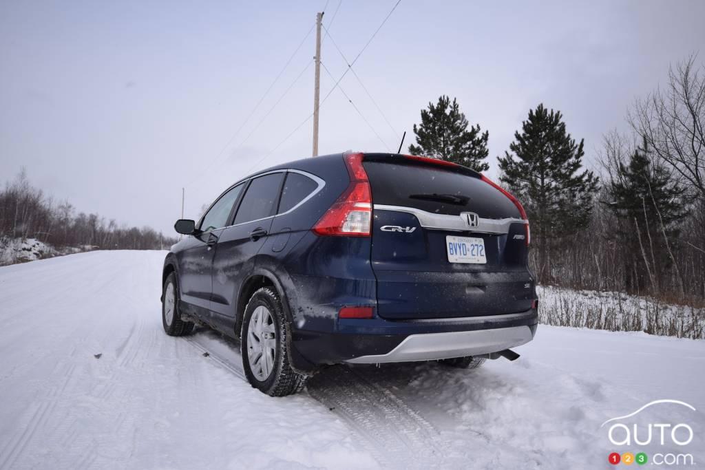 2015 Honda Cr V Review Editor S Review Car News Auto123