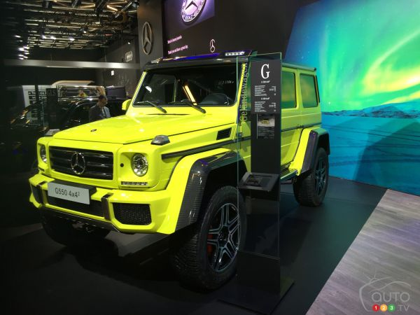 New Vehicles 2017 >> 2017 Montreal Auto Show Many Of The Most Interesting New
