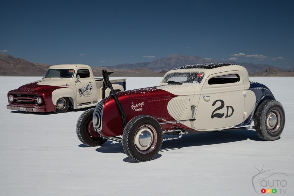 A Beautiful Recreation Of The Famous Pierson Bros 1934