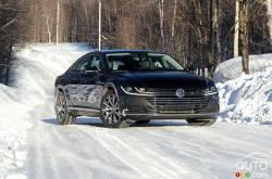 We drive the 2019 Volkswagen Arteon