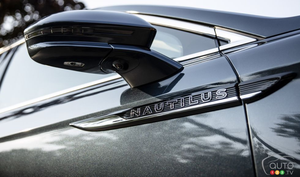 Introducing the 2021 Lincoln Nautilus