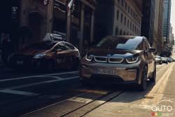 La nouvelle BMW i3 2019