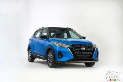 Introducing the 2021 Nissan Kicks