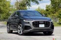 We drive the 2019 Audi Q8