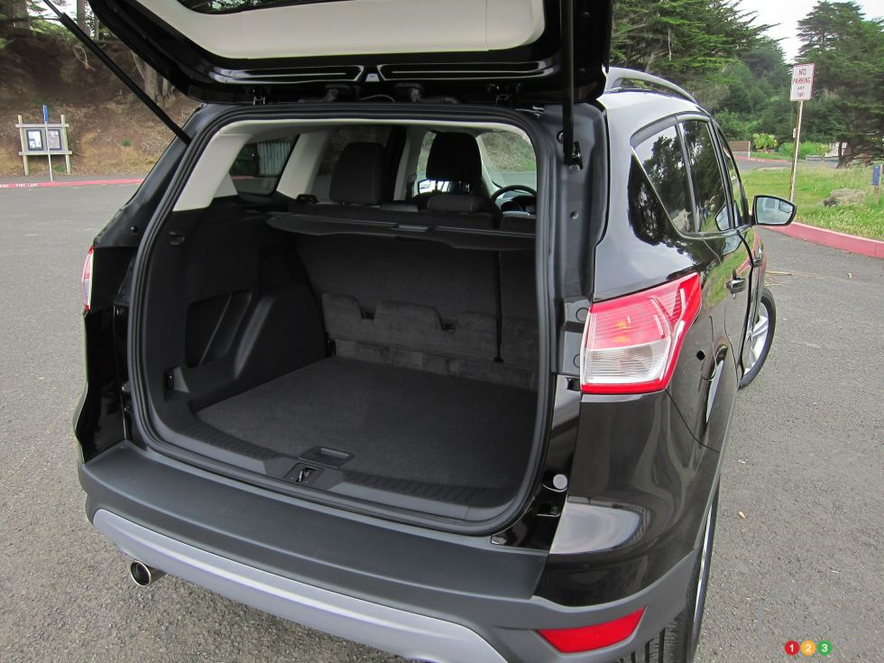 2013 ford escape picture on. Black Bedroom Furniture Sets. Home Design Ideas