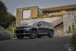 Voici le Jeep Grand Cherokee L 2021