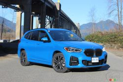 We drive the 2020 BMW X1