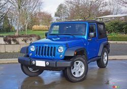 Jeep wrangler is synonymous with off road capabilities. Is it still as capable or as it become too much of a city vehicle?