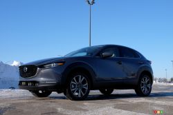 We drive the 2021 Mazda CX-30