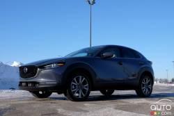 Nous conduisons le Mazda CX-30 2021