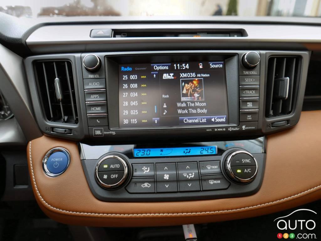 Toyota Rav4 Et Rav4 Hybride 2016 Premi 232 Res Impressions