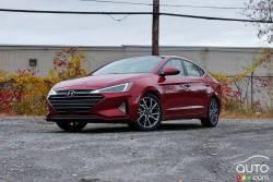 We drive the 2020 Hyundai Elantra